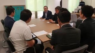 2019.10.17. 까딸루냐독립운동 관련 안전회의